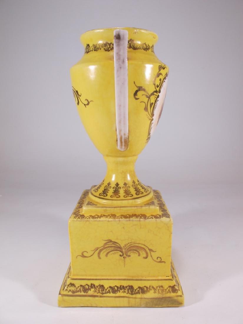 Antique Victoria Carlsbad Austria porcelain urn - 7