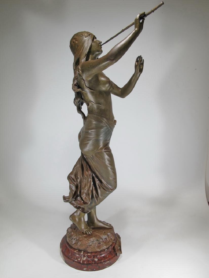 Edouard DROUOT (1859-1945) bronze statue - 6