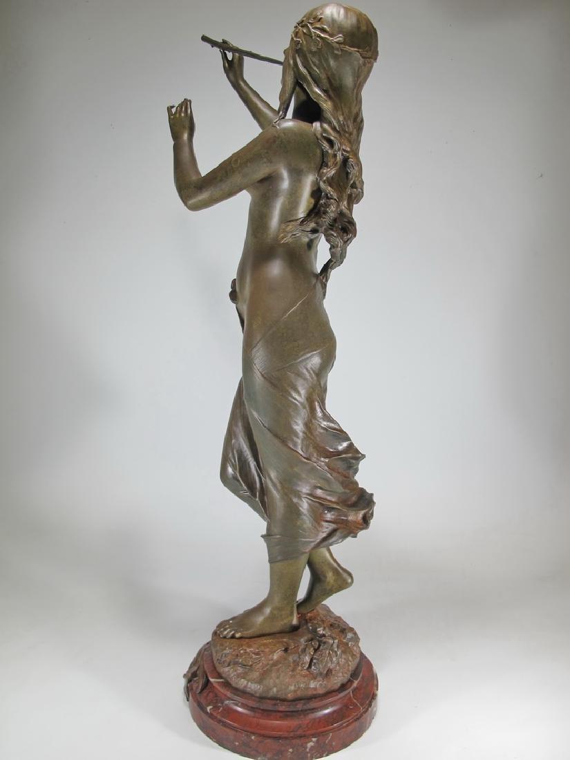 Edouard DROUOT (1859-1945) bronze statue - 8