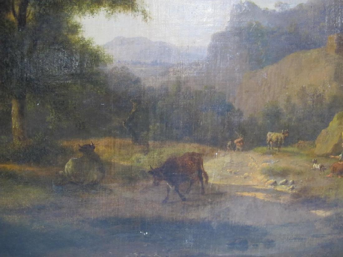 Auguste VANDESTEENE (1803-1870),  Belgian artist - 3