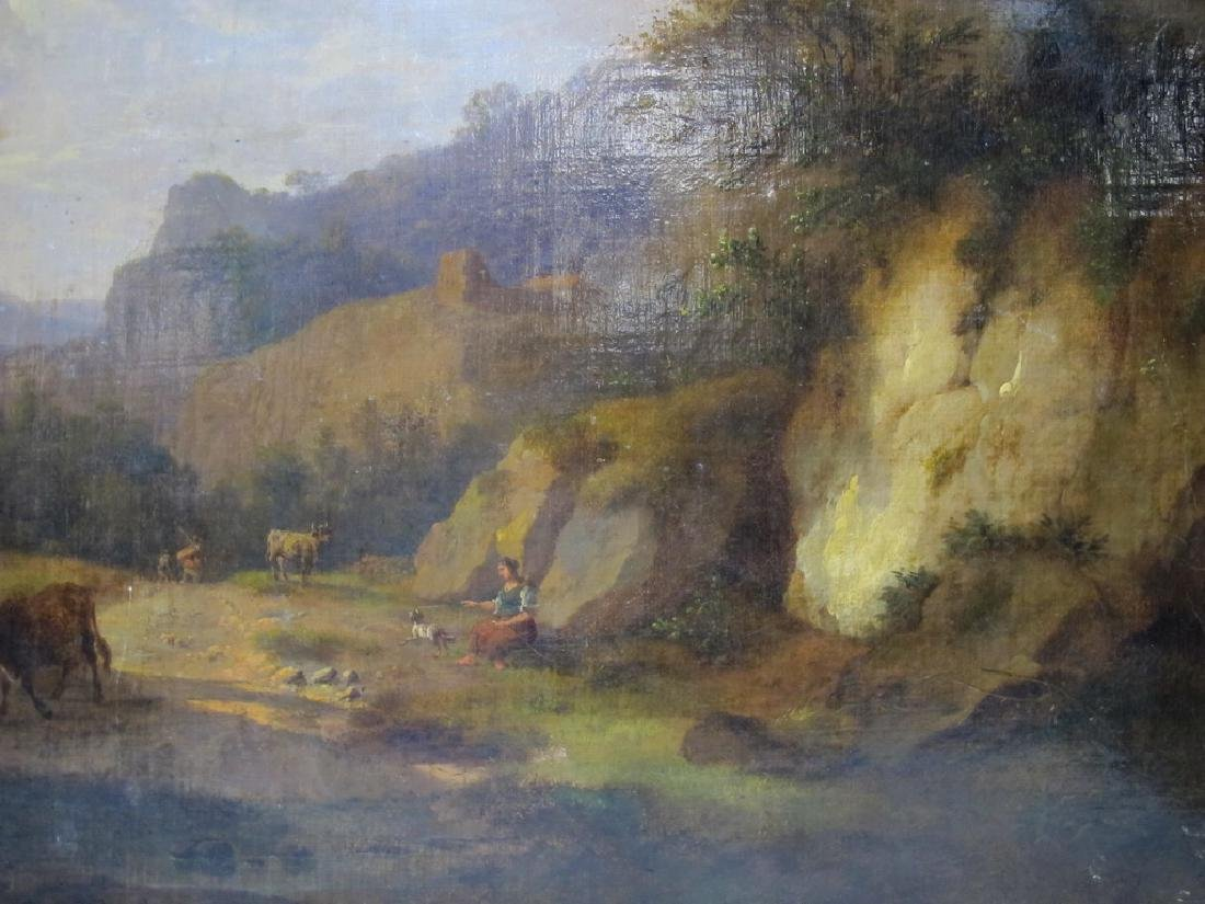 Auguste VANDESTEENE (1803-1870),  Belgian artist - 5