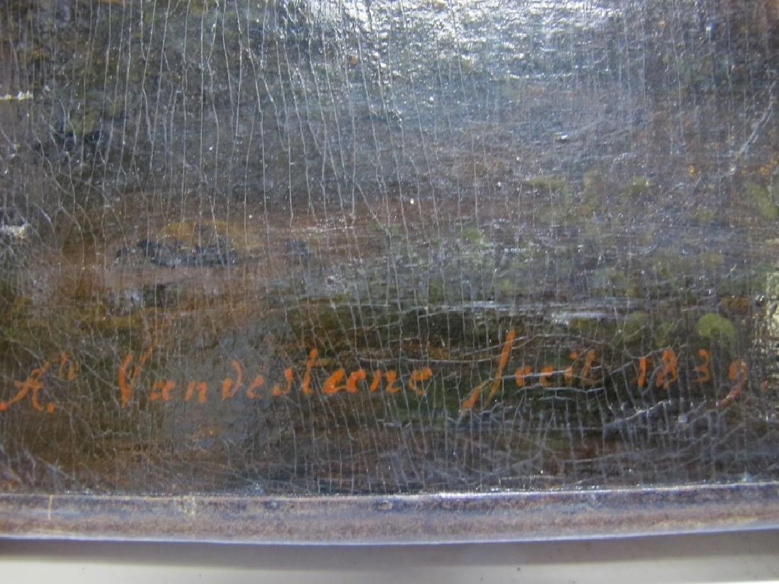 Auguste VANDESTEENE (1803-1870),  Belgian artist - 7
