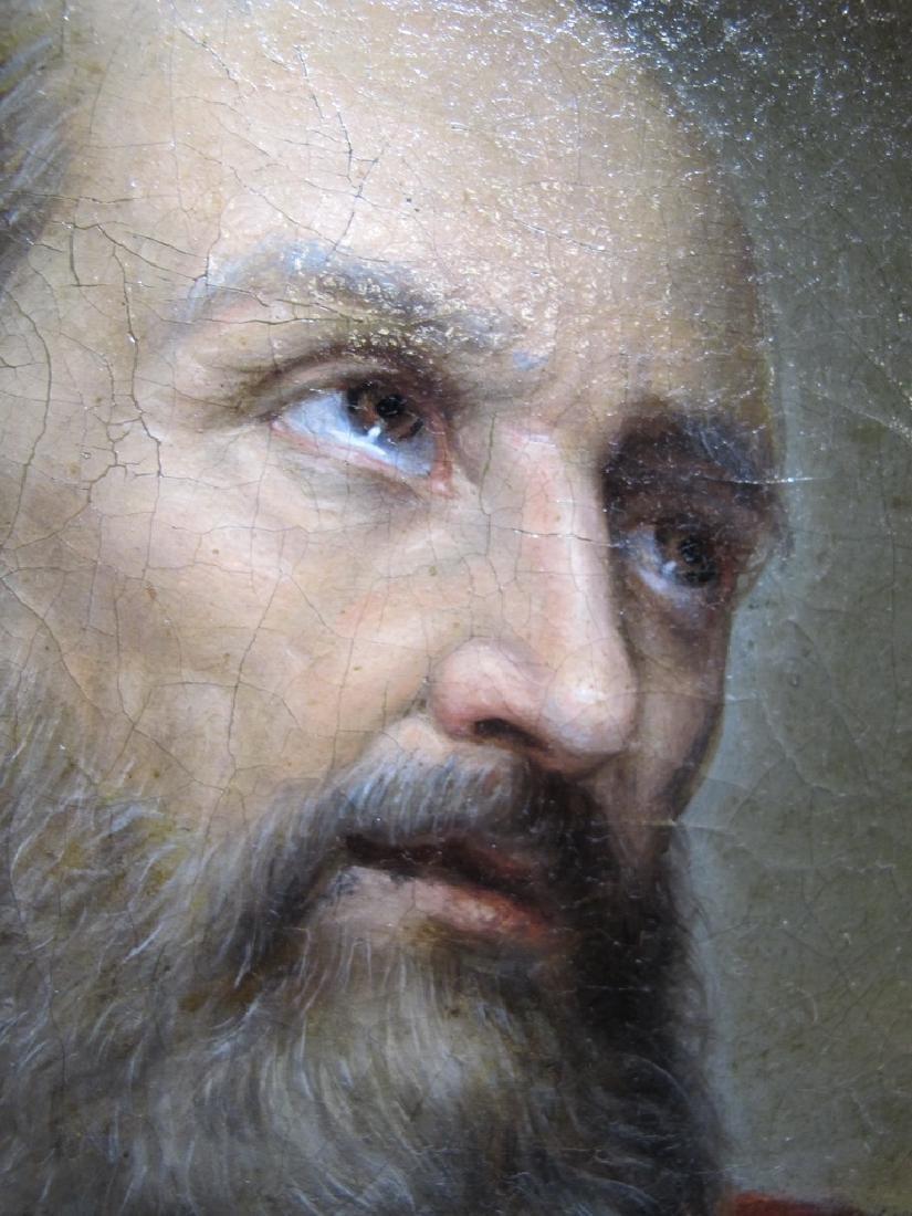 19th C European oil on canvas, Luis CADENA (1830-1889) - 7