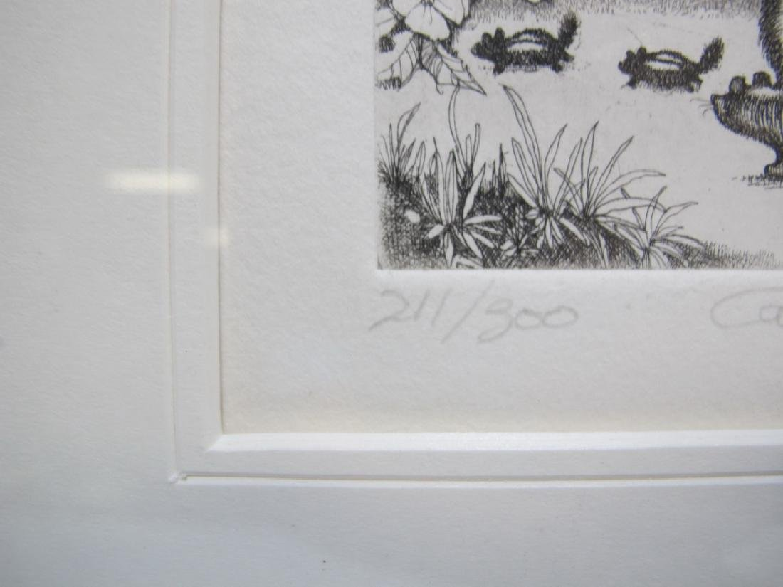 Charles BRAGG (1931-2017) 3 engravings - 9