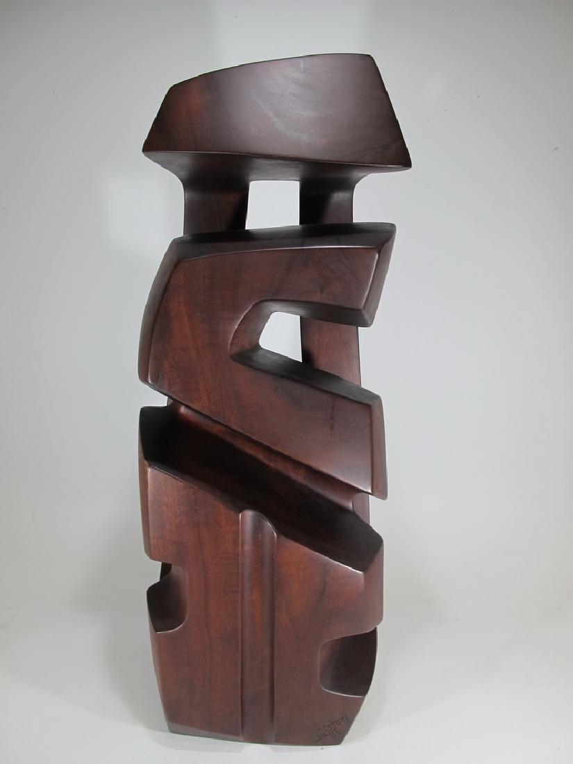 Winston GARCIA (1943) Venezuelan artist sculpture