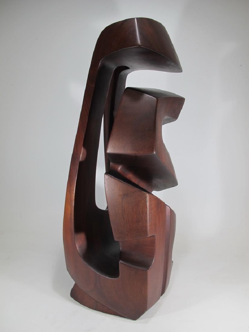 Winston GARCIA (1943) Venezuelan artist sculpture - 3
