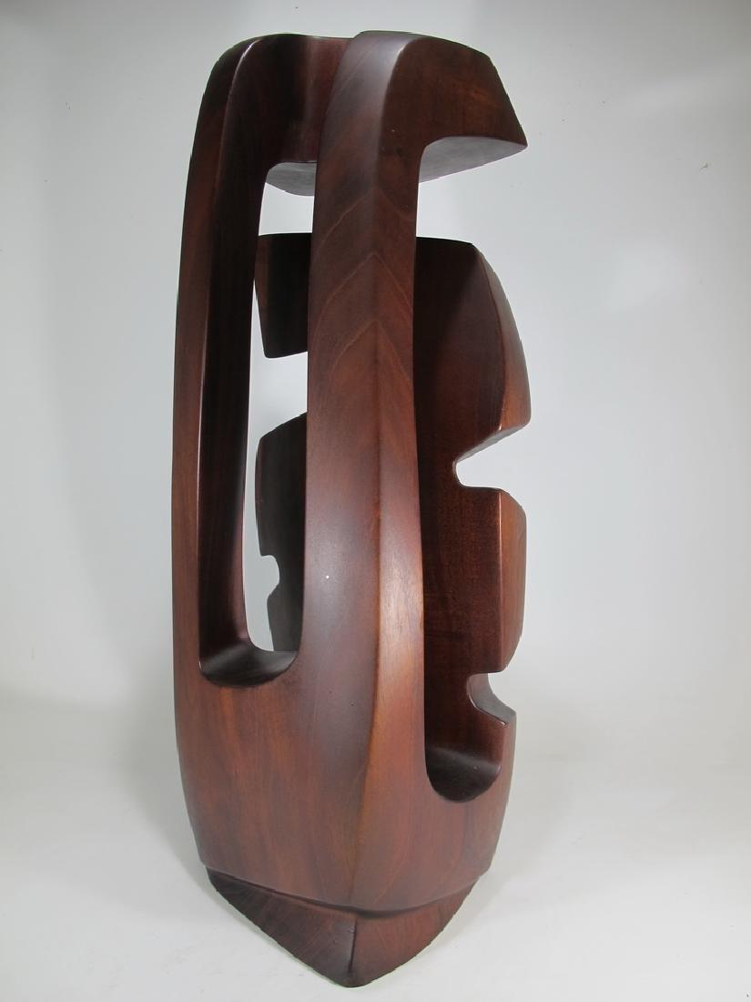 Winston GARCIA (1943) Venezuelan artist sculpture - 4