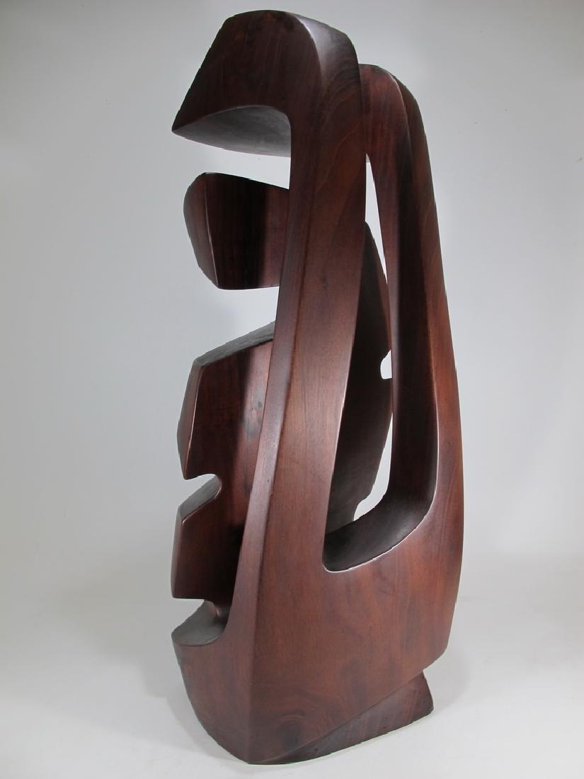 Winston GARCIA (1943) Venezuelan artist sculpture - 5