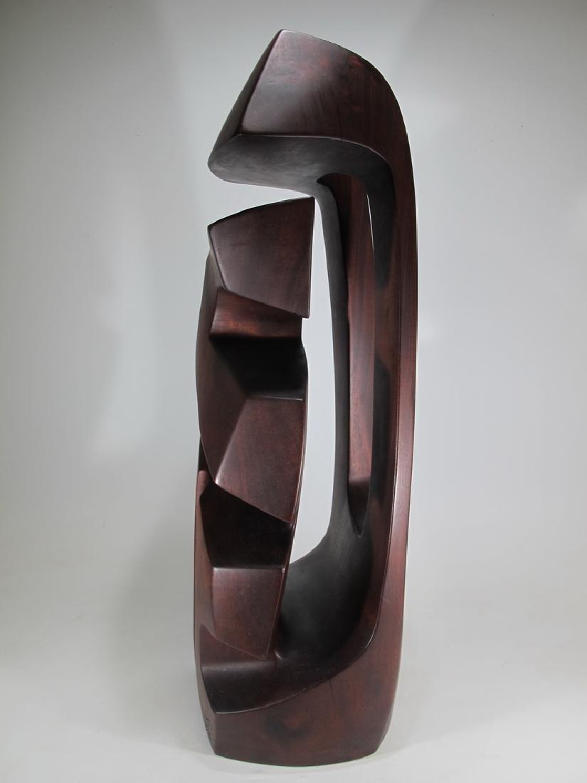 Winston GARCIA (1943) Venezuelan artist sculpture - 6