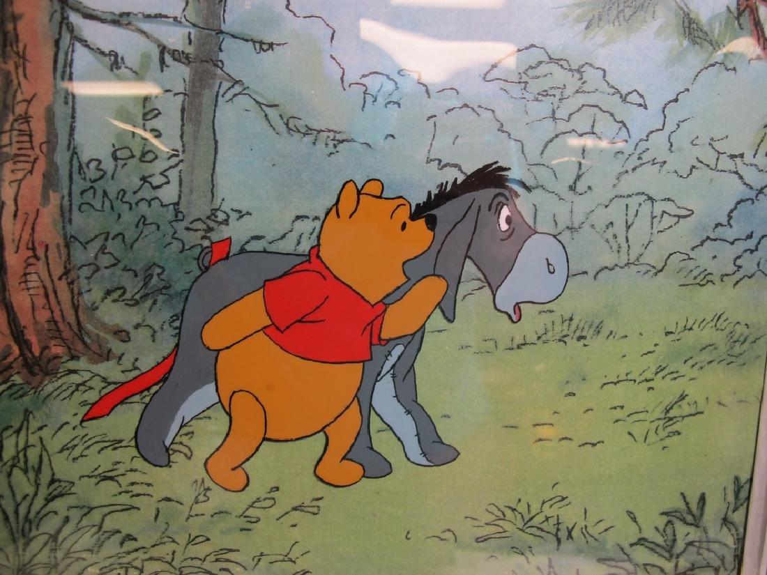 2 Disney art sells of Winnie the Pooh drawings - 6