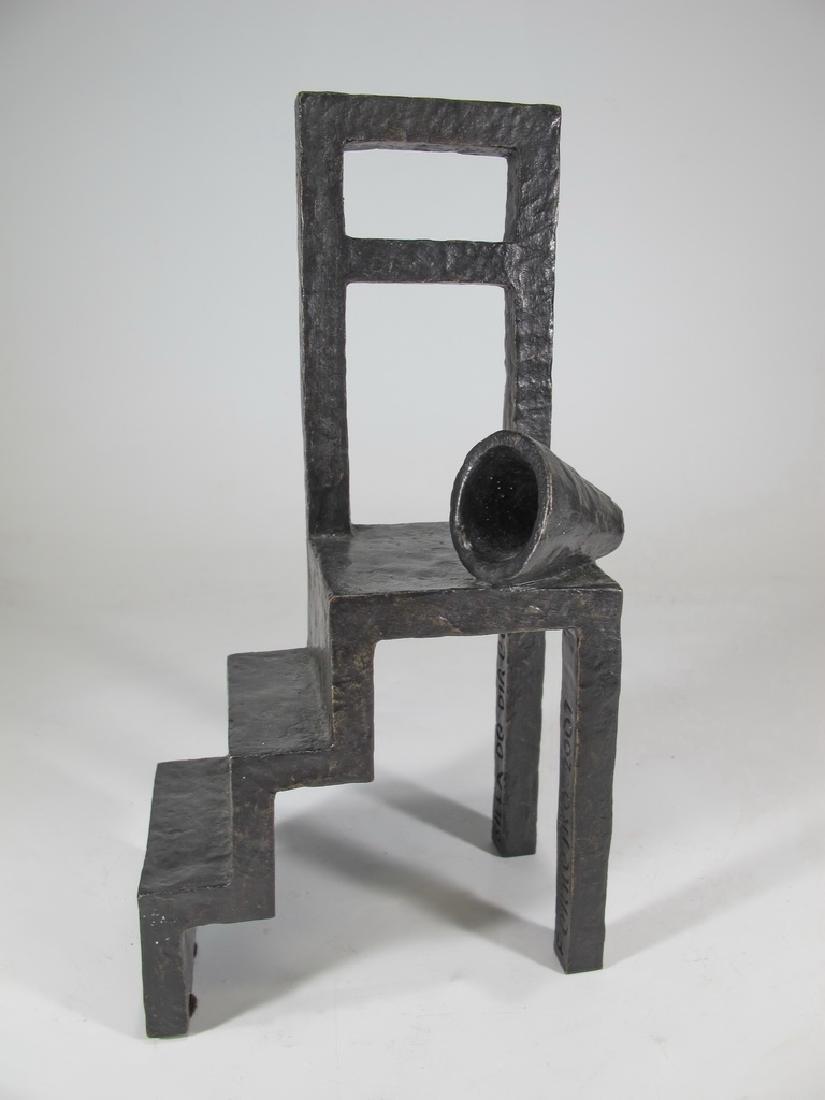 Mauel FERREIRO, Mexican artist bronze sculpture