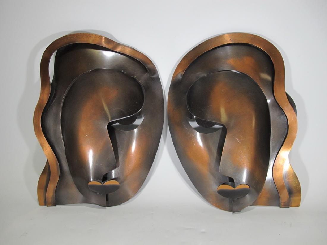 Francisco Rebajes (American/Dominican 1905–1990) pair