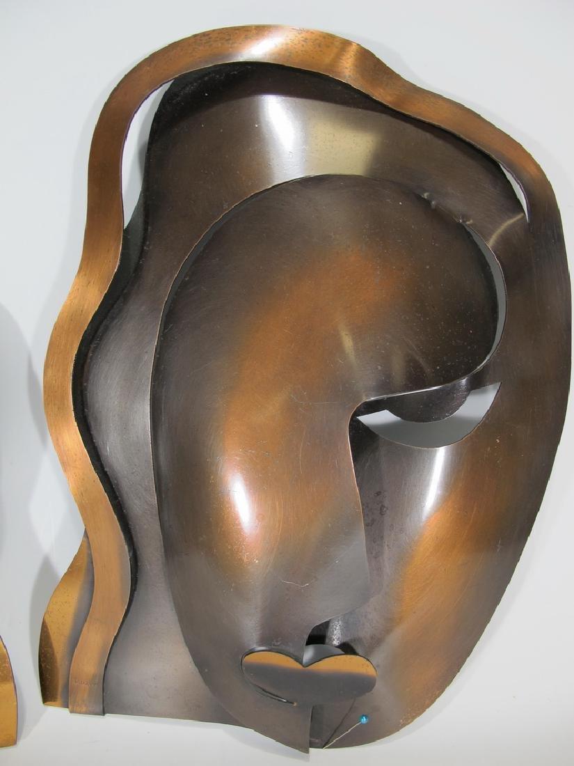 Francisco Rebajes (American/Dominican 1905–1990) pair - 3