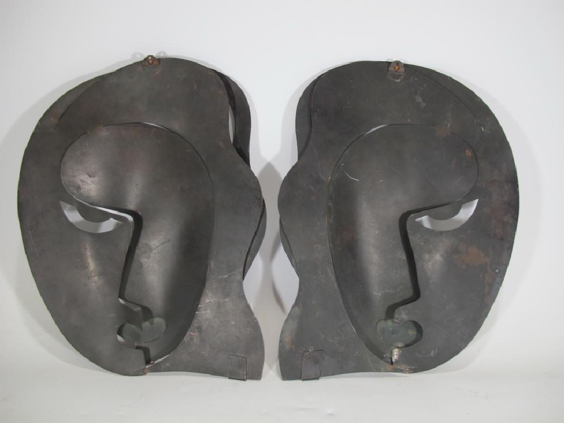Francisco Rebajes (American/Dominican 1905–1990) pair - 5