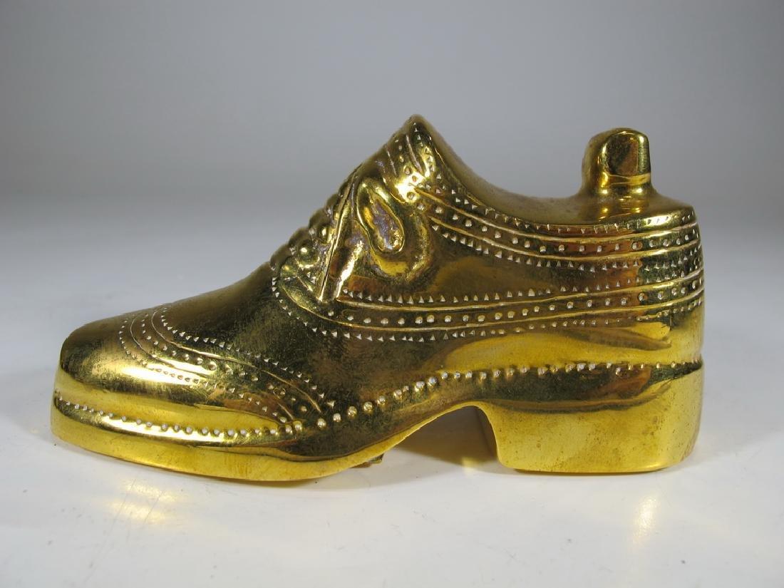 Jonathan Adler, India solid bronze shoe bottle opener