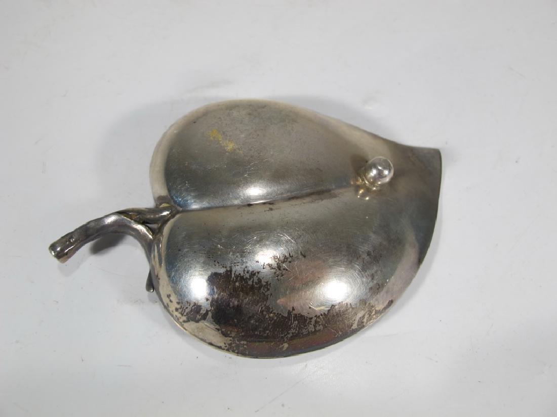 Tiffany & co sterling leaf & spoon plus English - 3