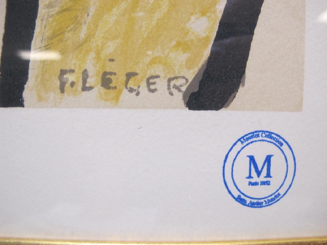 Atelier Mourlot Collection Leger serigraph - 3