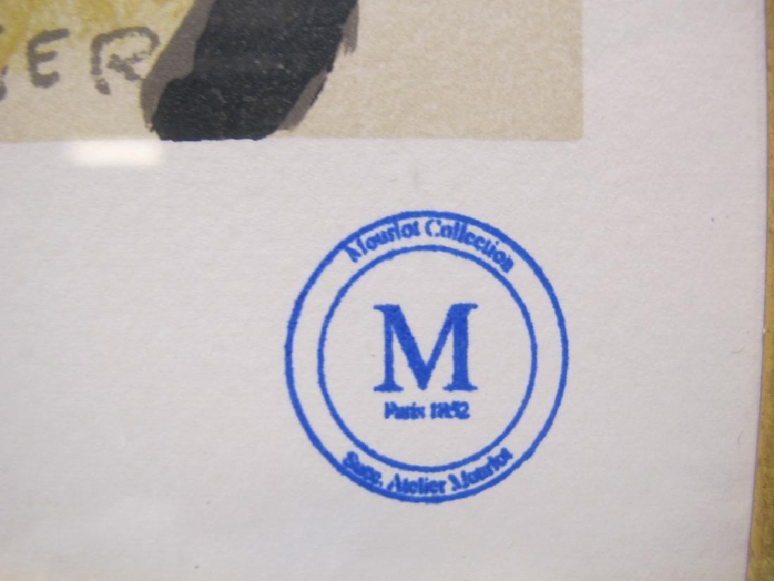 Atelier Mourlot Collection Leger serigraph - 4