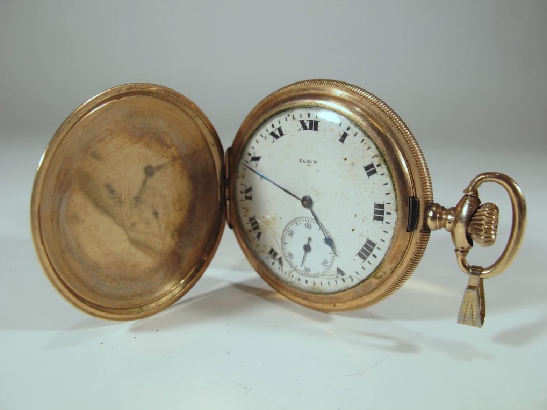 Vintage Elgin GF pocket watch