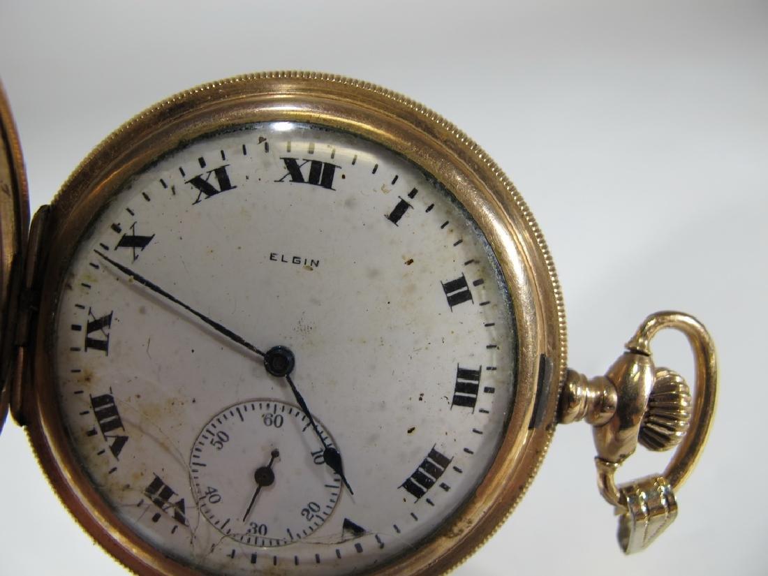 Vintage Elgin GF pocket watch - 2