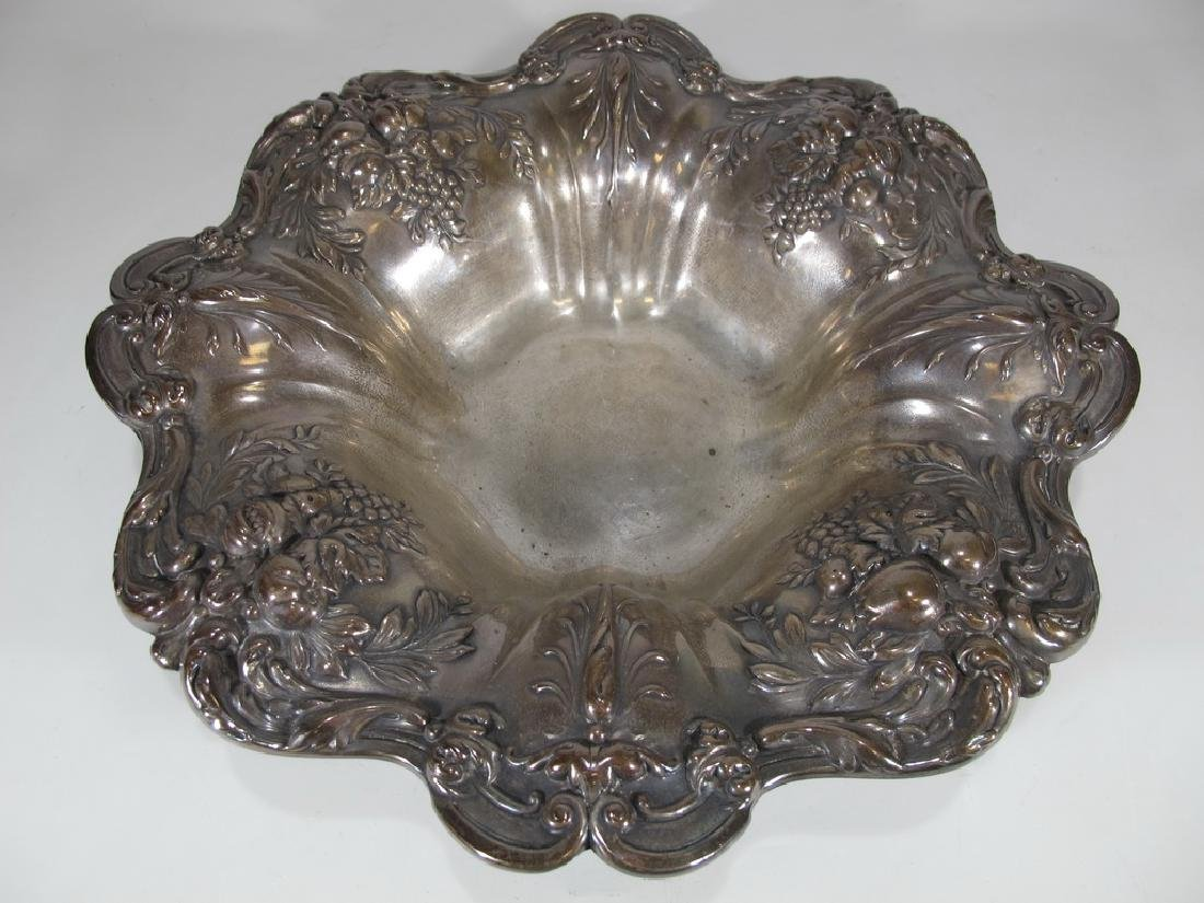 Reed & Barton Francis I sterling bread tray - 2
