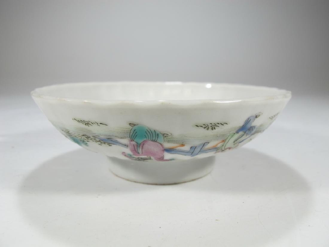 Antique Chinese small porcelain bowl