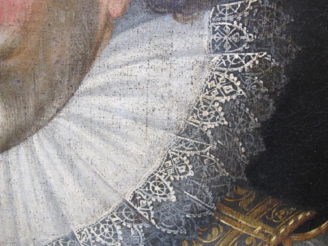 Alonso SANCHEZ COELLO (c.1531-c.1590) oil on canvas - 10