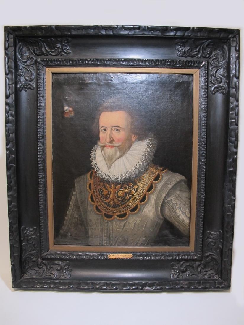 Alonso SANCHEZ COELLO (c.1531-c.1590) oil on canvas