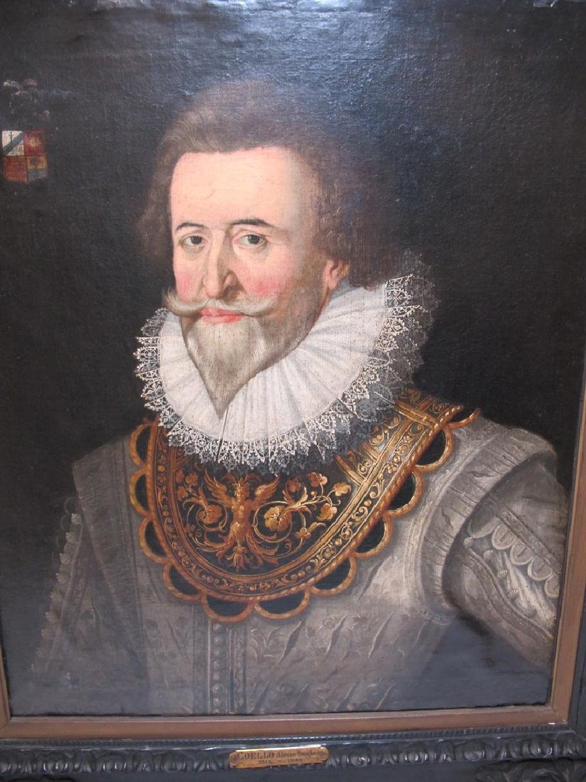 Alonso SANCHEZ COELLO (c.1531-c.1590) oil on canvas - 2