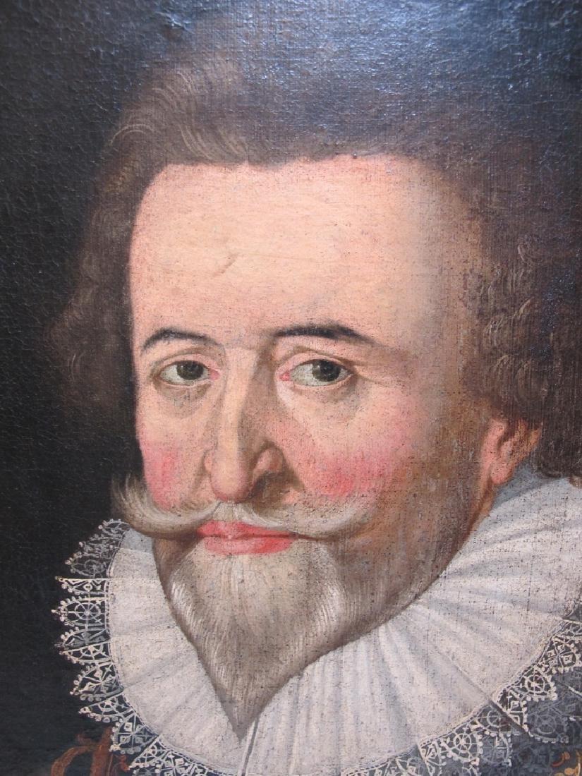 Alonso SANCHEZ COELLO (c.1531-c.1590) oil on canvas - 3