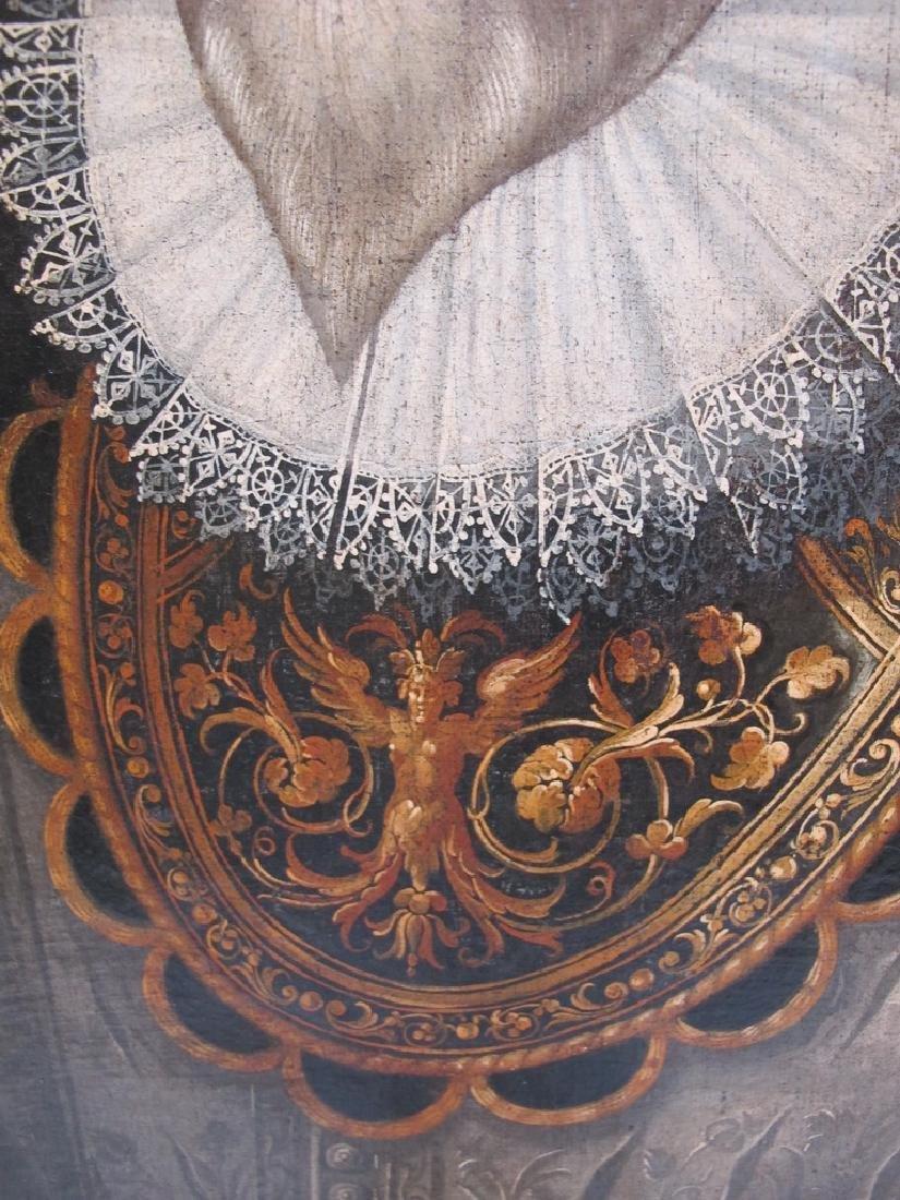 Alonso SANCHEZ COELLO (c.1531-c.1590) oil on canvas - 5