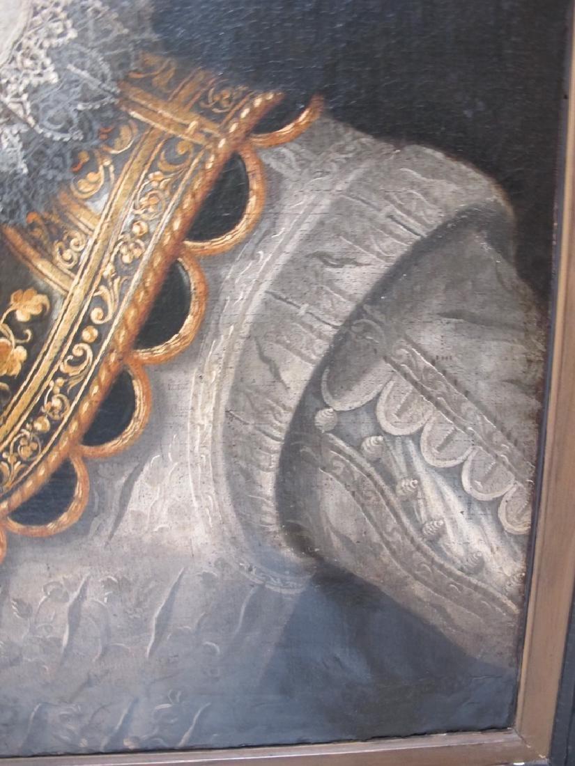 Alonso SANCHEZ COELLO (c.1531-c.1590) oil on canvas - 6
