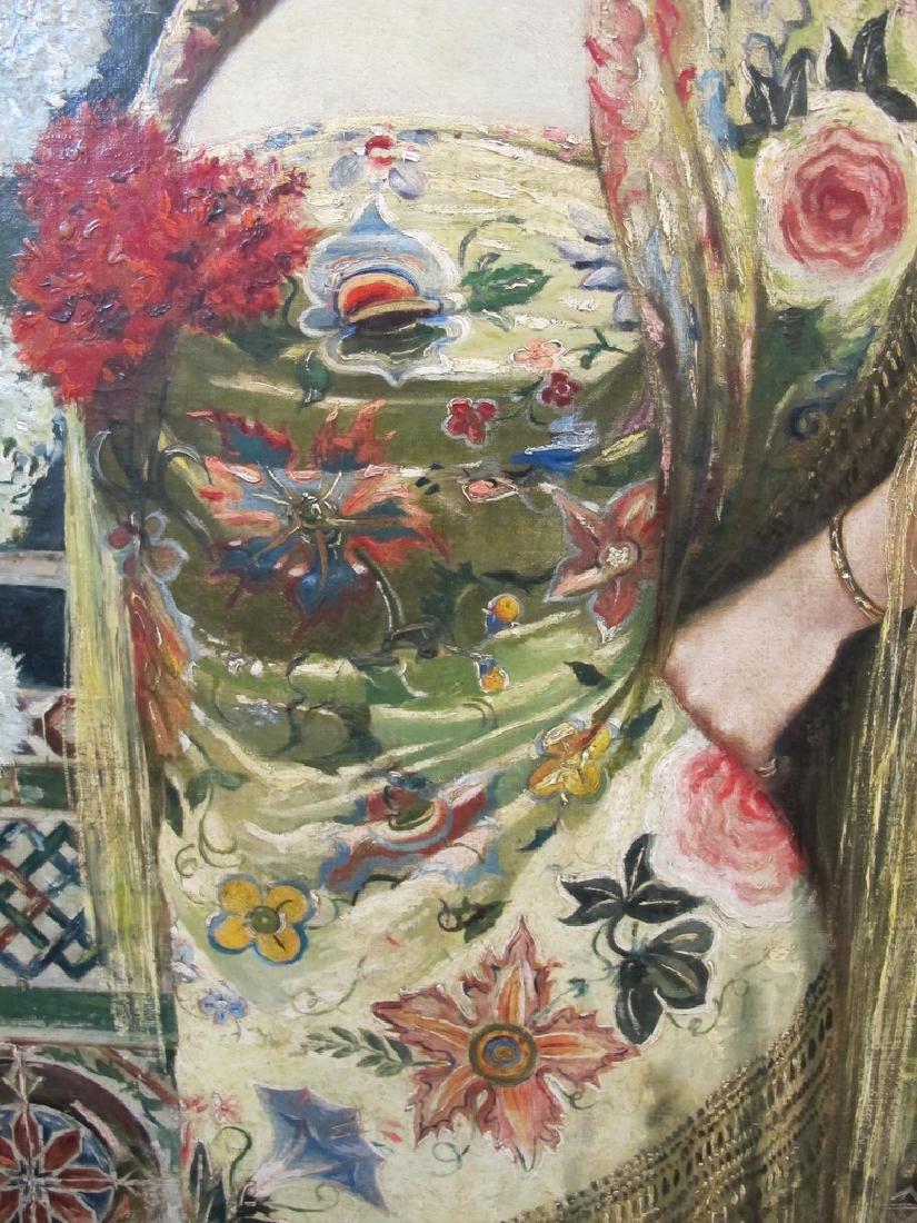 Manuel OZUNA (XIX-XX) Spanish oil on camvas painting - 6