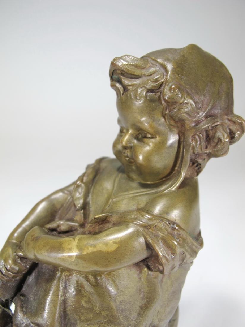 Juan CLARA AYATS (1875-1958) bronze sculpture - 4