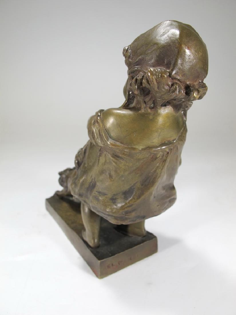 Juan CLARA AYATS (1875-1958) bronze sculpture - 5