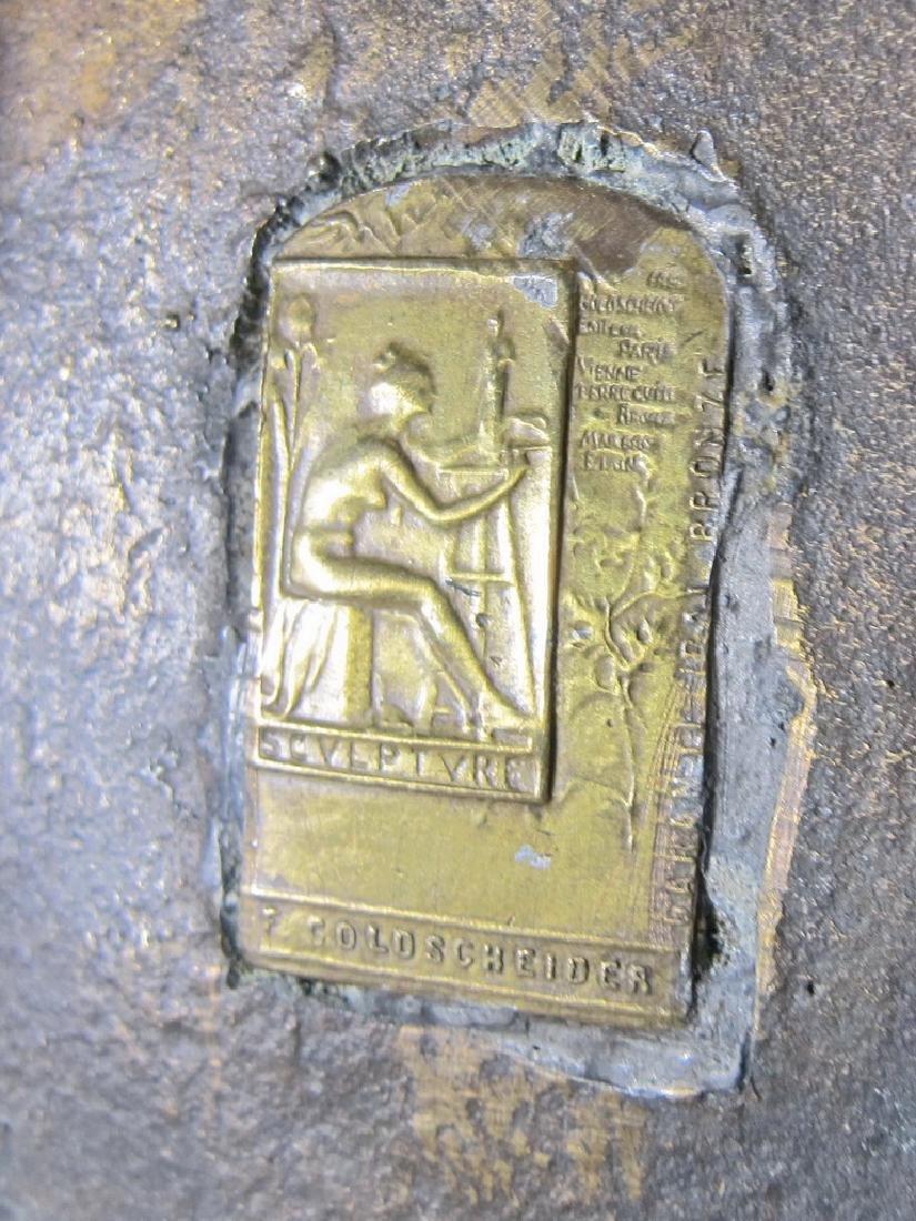 Juan CLARA AYATS (1875-1958) bronze sculpture - 9