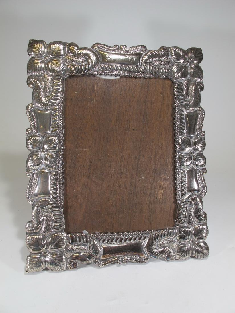 Vintage sterling 925 picture frame