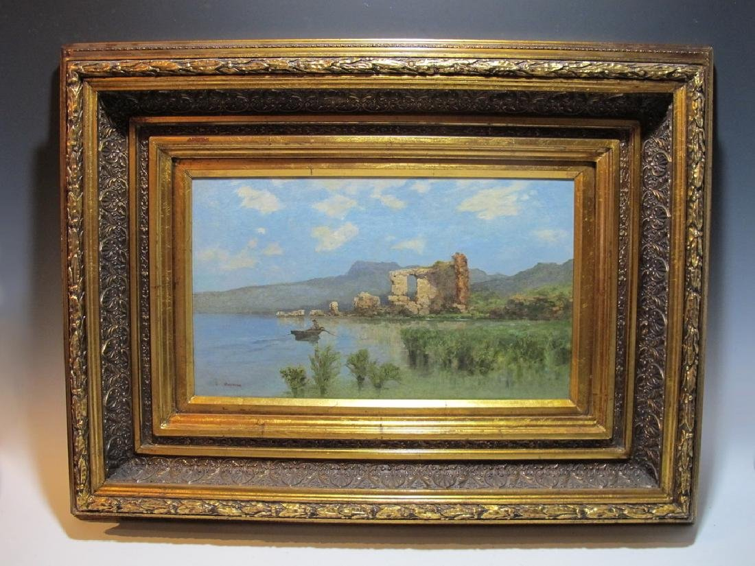 Federico CORTESE (1829-1913) Italian artist painting