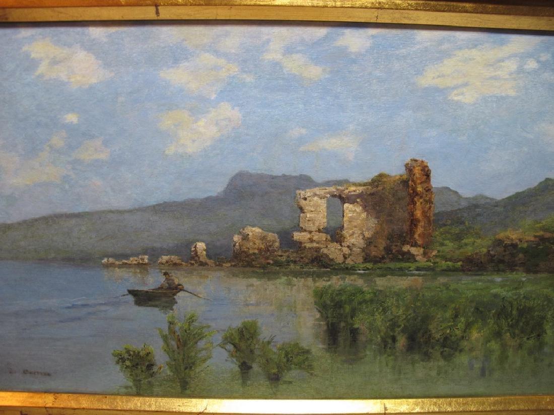 Federico CORTESE (1829-1913) Italian artist painting - 2
