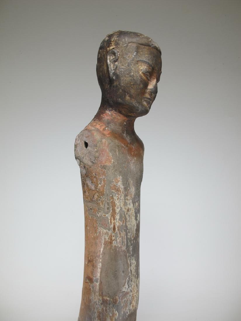 Han Dinasty, China terracotta sculpture - 5