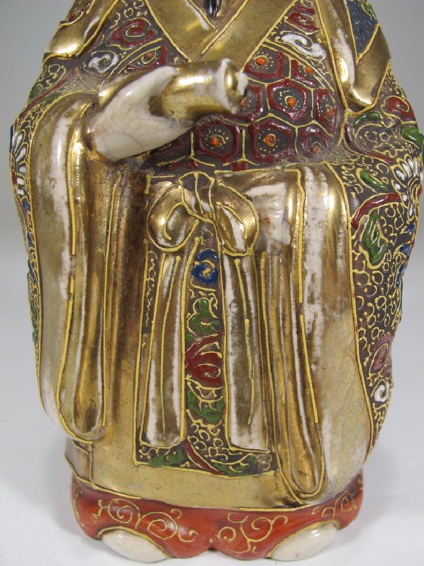 Antique Chinese porcelain figure - 3