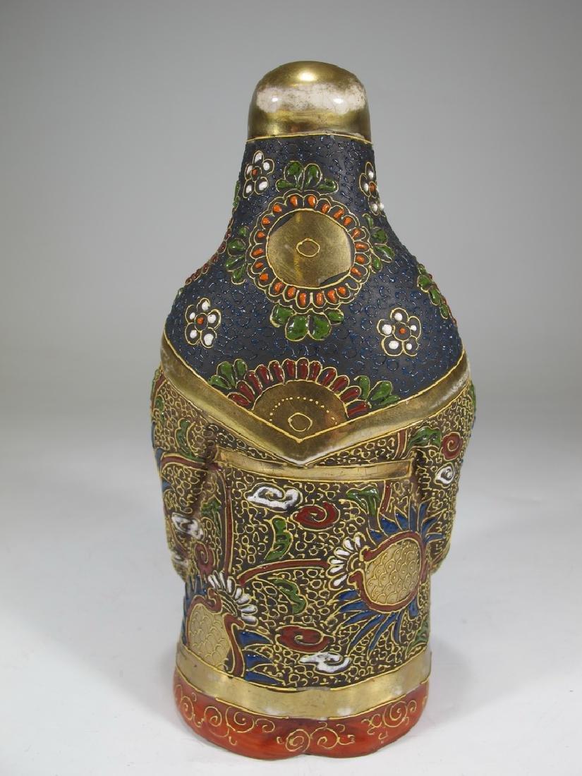 Antique Chinese porcelain figure - 5