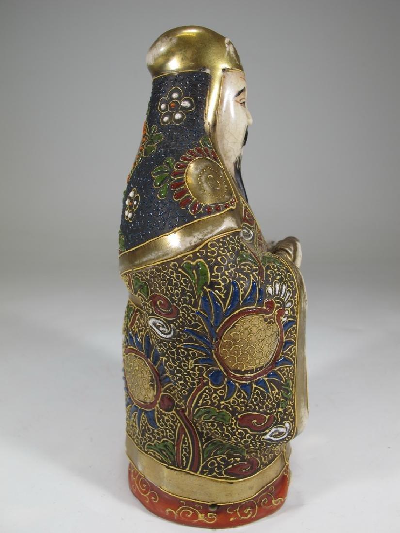 Antique Chinese porcelain figure - 6