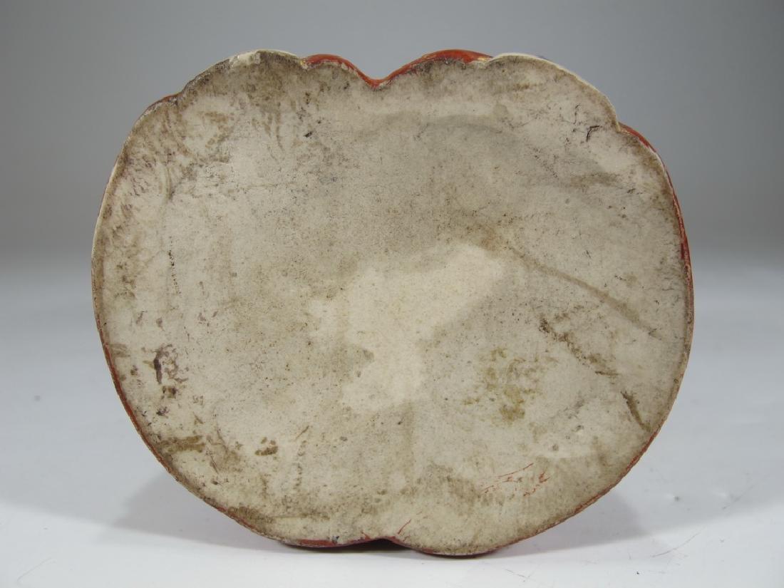 Antique Chinese porcelain figure - 7