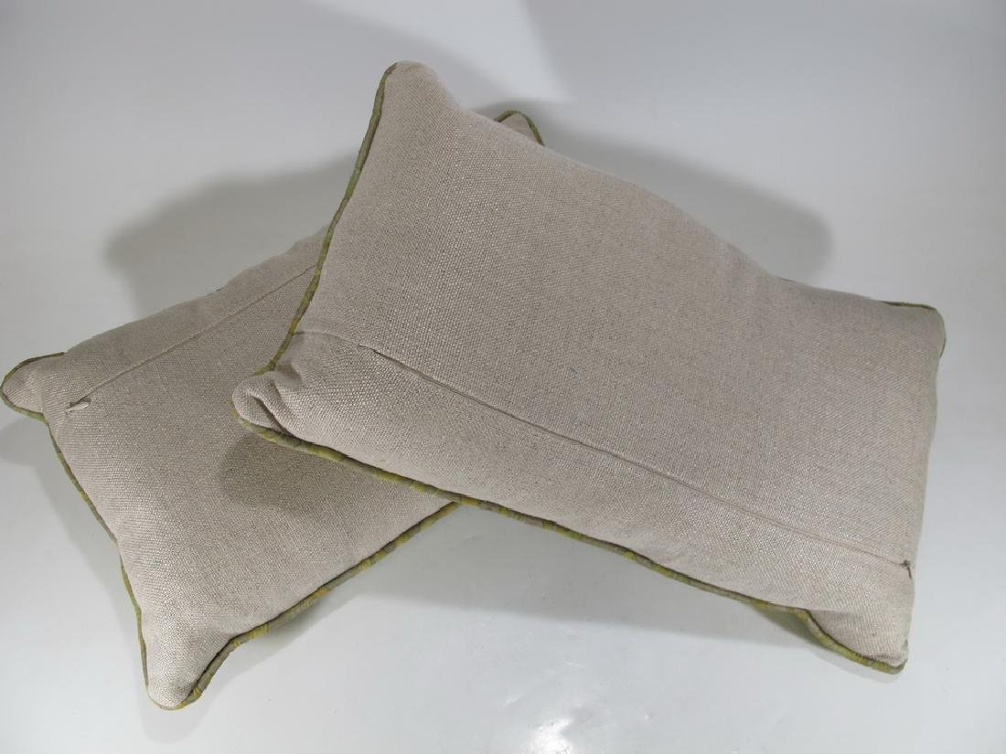 Pair of Fortuny pillows - 4