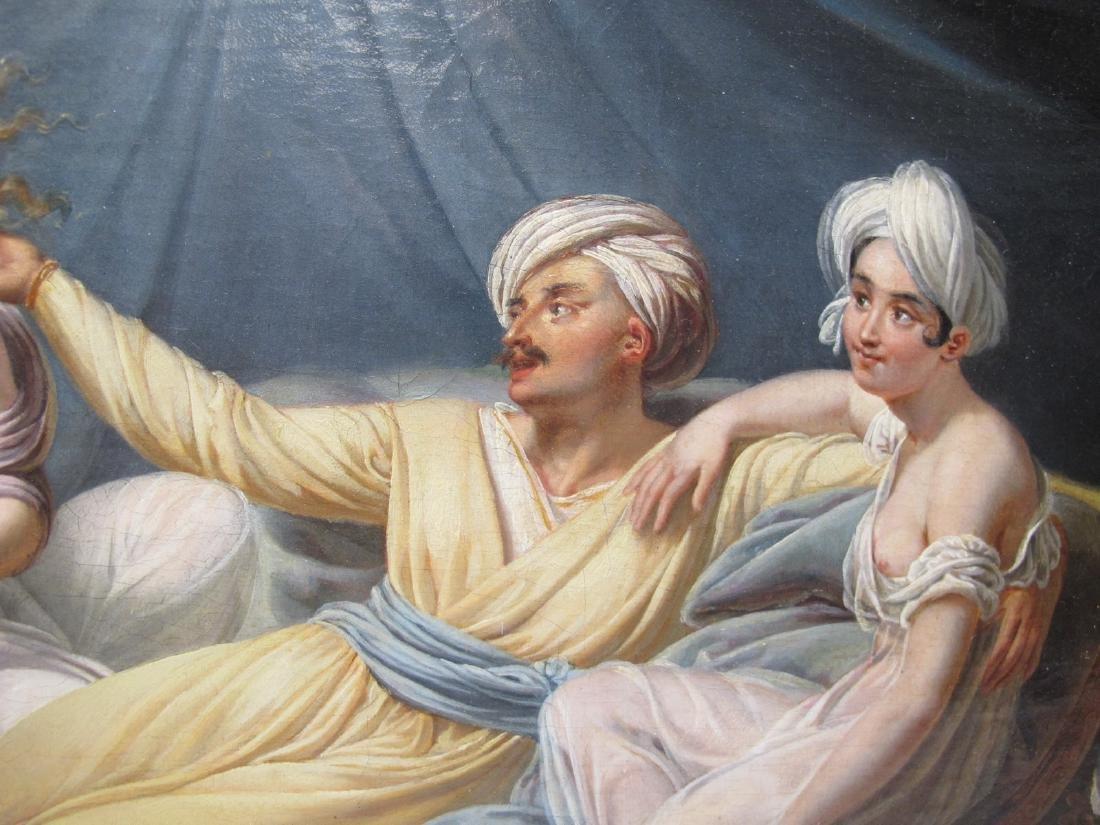 Charles Nicolas R. LAFOND (1774-1835) oil on canvas - 4