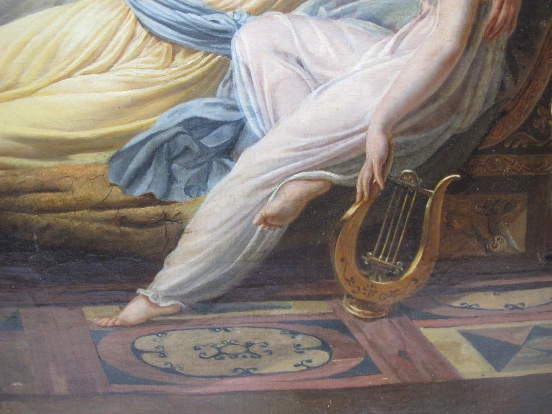Charles Nicolas R. LAFOND (1774-1835) oil on canvas - 5