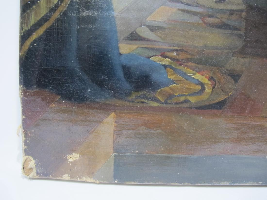 Charles Nicolas R. LAFOND (1774-1835) oil on canvas - 6