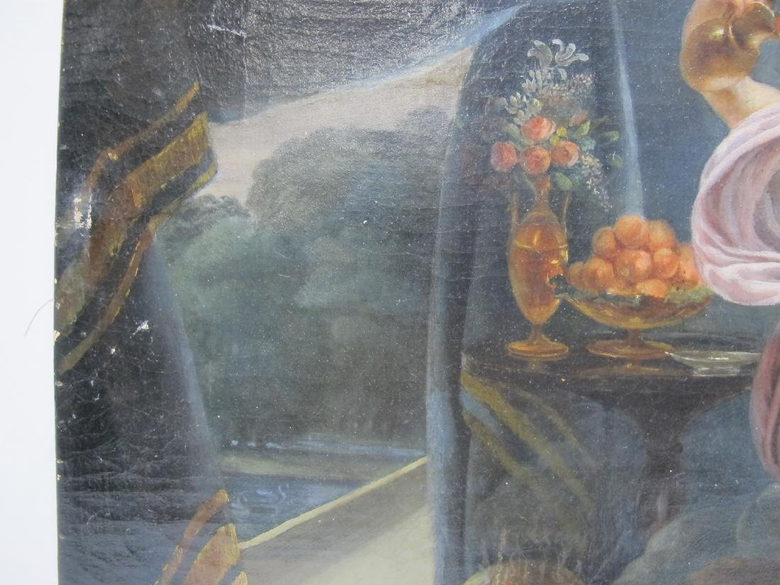 Charles Nicolas R. LAFOND (1774-1835) oil on canvas - 7