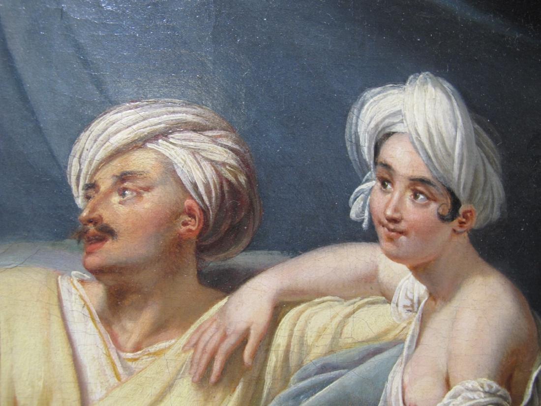 Charles Nicolas R. LAFOND (1774-1835) oil on canvas - 9